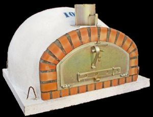 Traditional Handmade Brick Wood Fired Pizza Oven